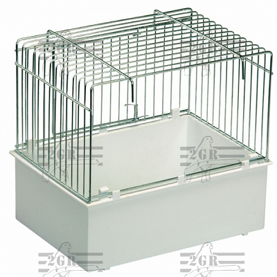 External Bird Bath for Cage Birds