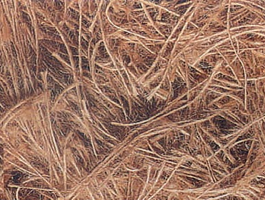 500 gram bag of Jute String Nesting Material for canaries  - Canary Breeding Supplies