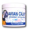 Avian calm supplement for cage Birds, helps with screaming and featherpicking