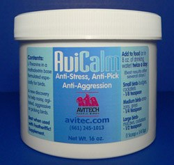 AviCalm-Bird Calming supplement-great for nervous feather pickers
