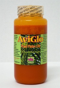 AviGlo-Organic Red Palm Oil for Pet Cage birds