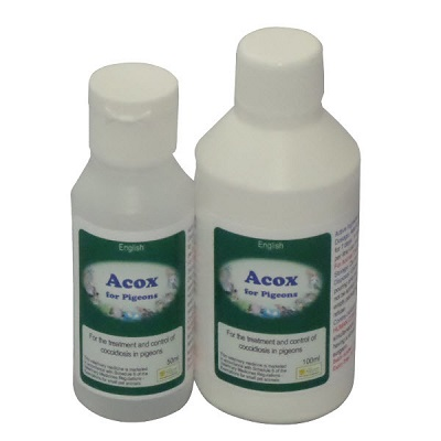 Acox for coccidia - Pet Bird Medicine