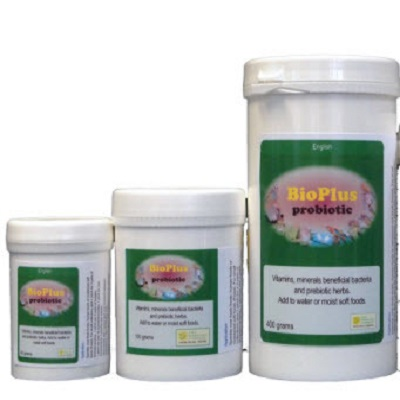 BioPlus Probiotics by BirdCare Company - Pet Bird Supplies