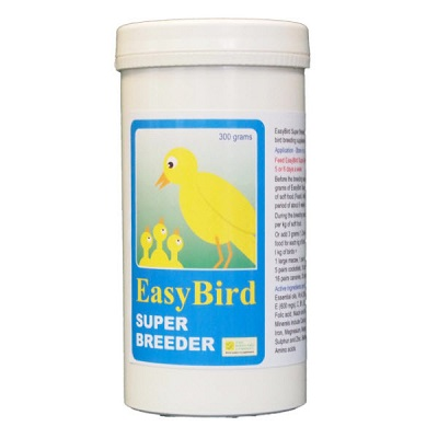 Easy Bird Super Breeder Supplement - Bird Breeding Supplies