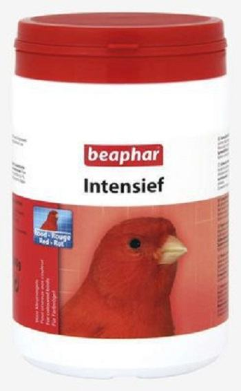 Bogena Intensive Red- red color enhancer for Red Canaries Canary Supplies