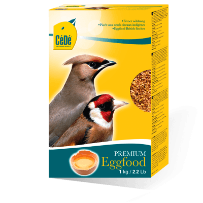 Cede British Finches Eggfood