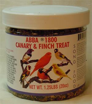 Canary/Finch Treat - Canary and Finch Supplies - Bird Food