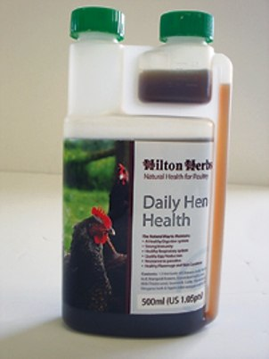 Daily Hen Health by Hilton Herbs
