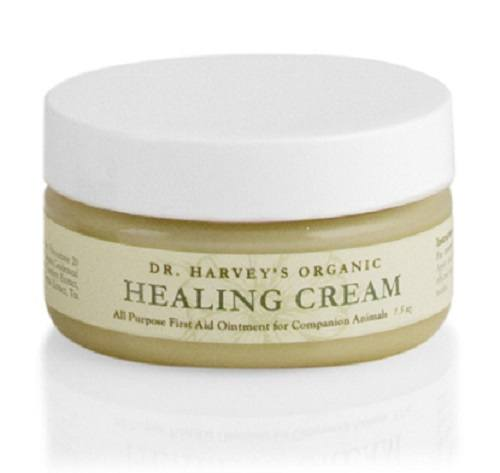 Dr. Harvey's Organic Healing Cream 1.5oz jar