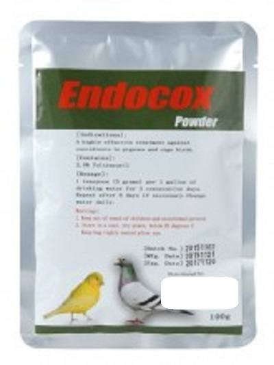 Endocox 2.5% - Generic Baycox - Bird Medicine for Coccidia
