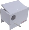 PVC Nest box for gouldian finches - Professional Line