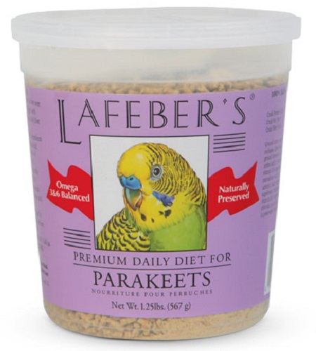 Lafeber's Premium Daily Diet for Parakeets, Parakeet Supplies
