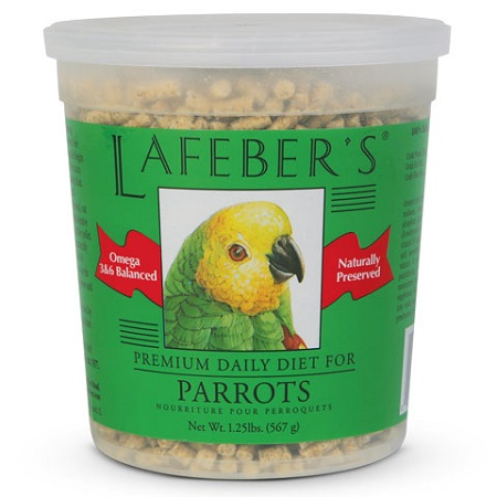 Lafeber's Premium Daily Diet for Parrots-Parrot Supplies