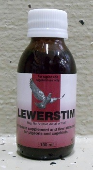 Lewerstim 750 mg, 150 mg, 75 mg, 35 mg Liver Support Supplement