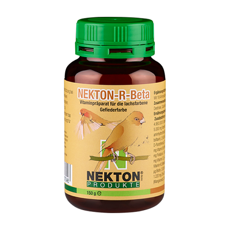 Nekton R Beta 35 mg Red Coloring for Red Factor Canaries Canary supplies