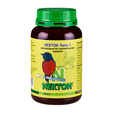 Nekton Tonic-I for insect eating birds Insectivore Vitamin Supplement Bird Supplies