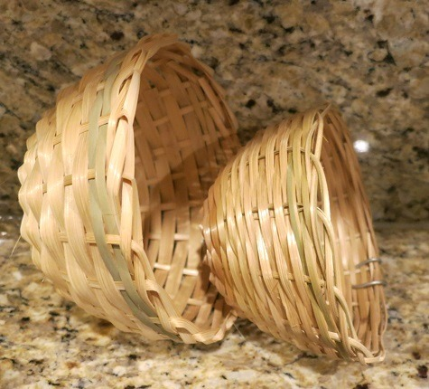 Wicker Canary Nest, Canary Breeding Supplies