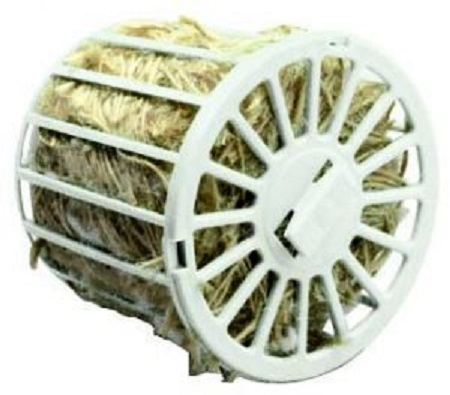 Filled with Cotton and Jute Nesting Material, Canary and Finch Breeding Supplies