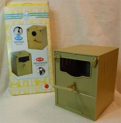 Abba Plastic Nest box,