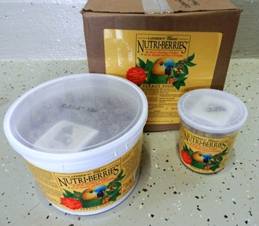 Classic Nutri-berries for parrots - Bird Food
