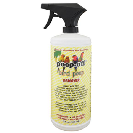 Poop Off enzyme based cleaner-safe to spray - Cage Cleaner