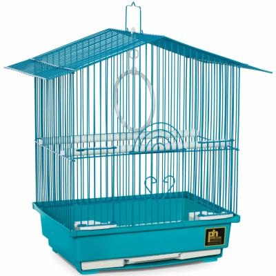 12x9 Cages includes swing, perch & feed cups - Bird Cage