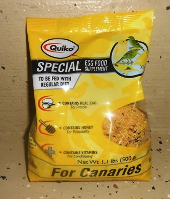 Special EggFood for Canaries - Canary Breeding Supplies