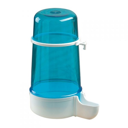 plastic water tube, 3, 7, or 14 oz - Bird Cage Accessories - waterer