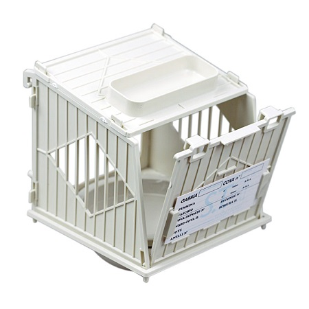 Plastic Canary Nest for outside cage, Canary Breeding Supplies