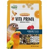 Vitakraft Sunsations Conure Formula.