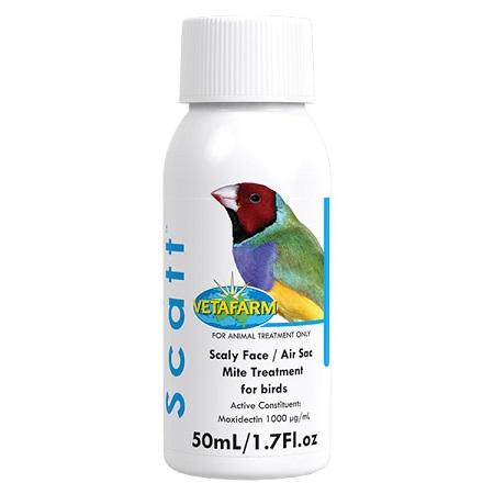 Scatt - Bird Medicine for Air Sac Mites